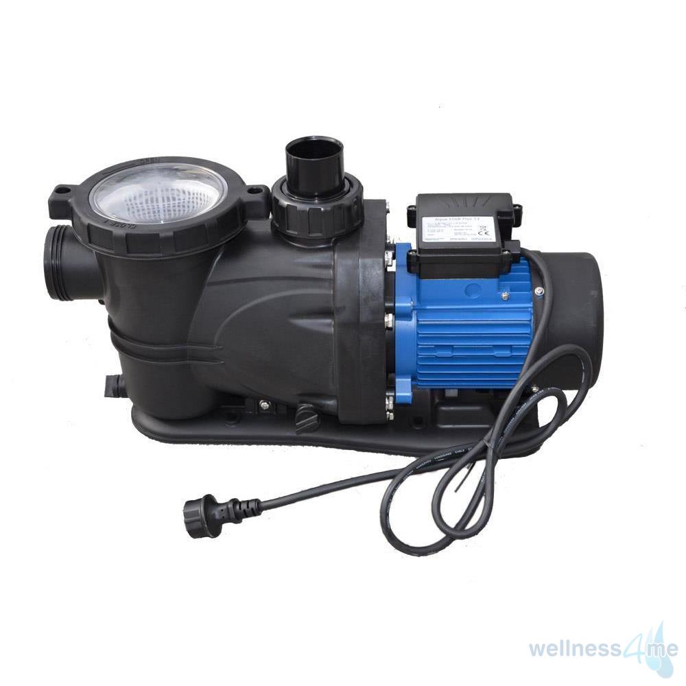 Pool pumpe aqua star mit vorfilter 7 bis 13 m h 139 00 - Poolpumpe mit filter ...