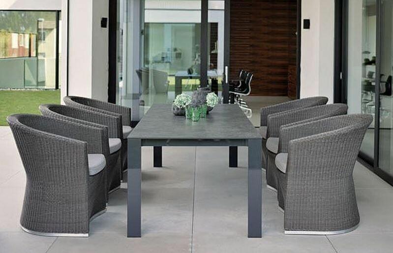 Stern Gartentisch Select Aus Aluminium Ausziehbar 260cm 2 995 00