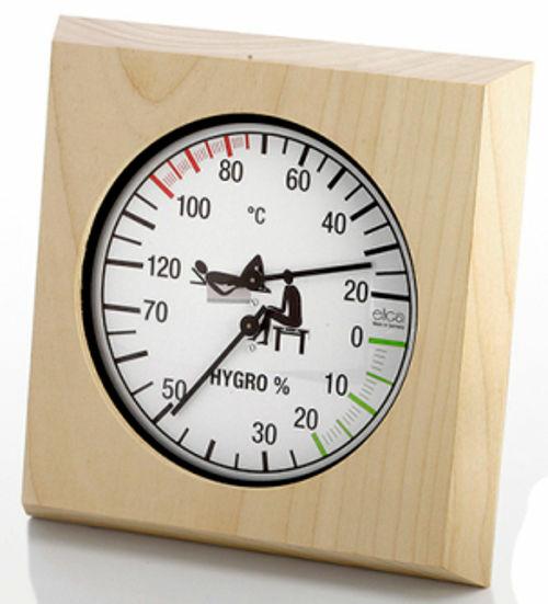 pr zision klimamesser thermo hygrometer made in germany 61 00. Black Bedroom Furniture Sets. Home Design Ideas